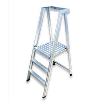 Combination Ladders With Platform Home Design Ideas
